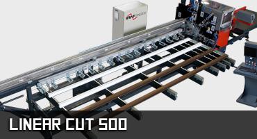 Centro di taglio automatico LINEAR CUT 500