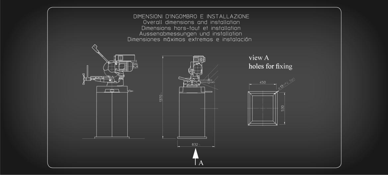 Macchine per Serramenti » Graf Synergy S r l  | FC 250