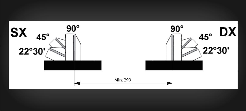 SD 26: Inclinazione teste