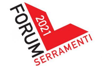 Forum Serramenti 2021 - Logo Sito